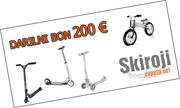 Darilni bon 200 EUR