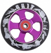 Grit Kolesa Max 110mm Drilled – ABEC 9