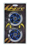 GRIT kolesa Slotted Alloy Core - komplet
