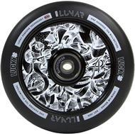 Kolesa Lucky Lunar 110mm - črna