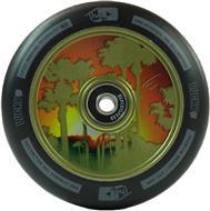 Kolesa Lucky Tanner Fox Pro 110mm - zelen