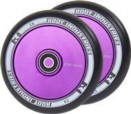 Kolesa Root Air 110mm vijolično/črna