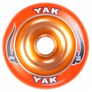 Kolesa YAK SCAT 100mm - oranžna