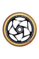Kolo Blunt Tri Bearing Wheels 120 mm - zlat