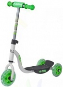 Otroški skiro Hudora Joey 3.0 zelen
